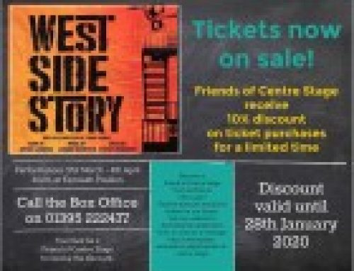 10% Discount on Tickets for West Side Story