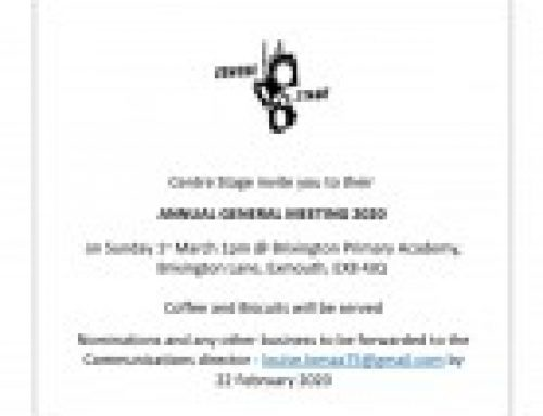 Centre Stage Annual General Meeting 2020