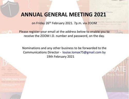 2021 Annual General Meeting