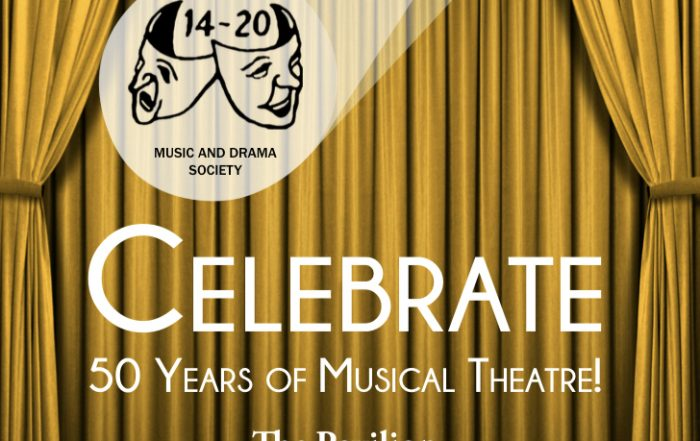 50 Years of Centre Stage Poster